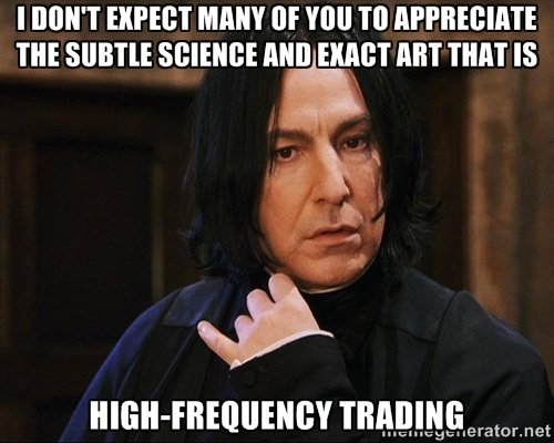 main qimg 670261673f034d7c822cb91d74af75a4 c how does high frequency trading impact the stock market? quora