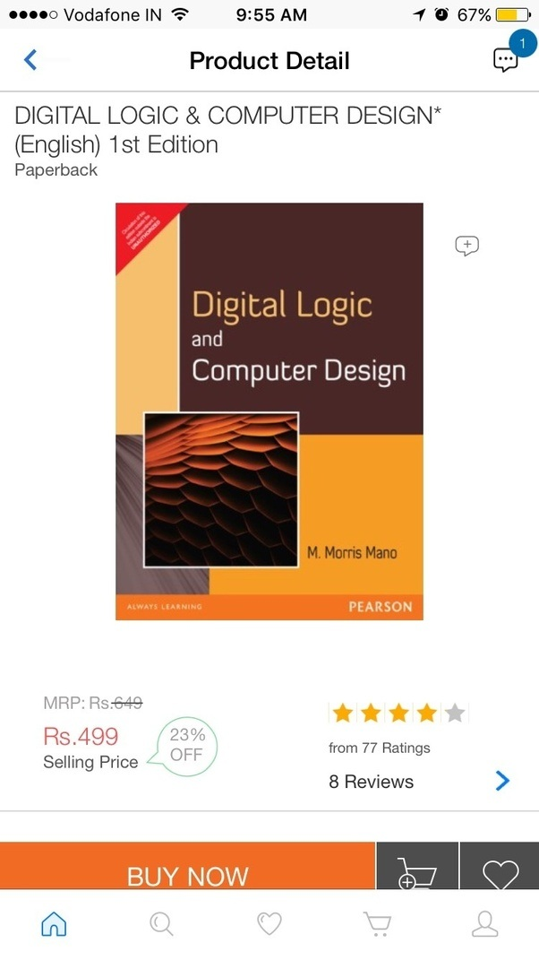 What are the books preferred for the gate ece preparation quora digital circuits microprocessors fandeluxe Gallery