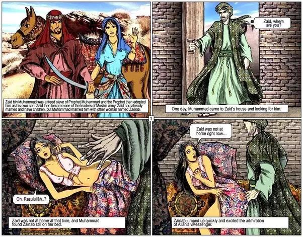 Muhammad And Sex