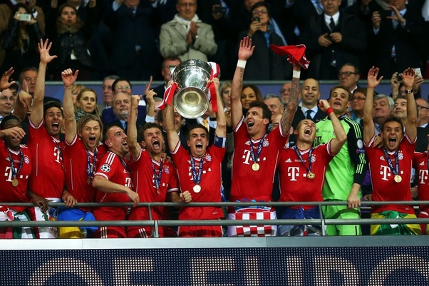 When Was The Last Time Bayern Munich Won The Champions League Quora