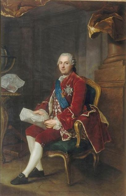 from Chad was king louis xvi gay
