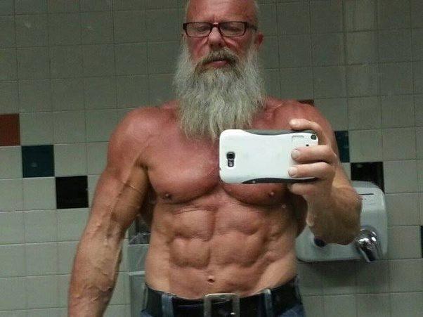 Amateur old men