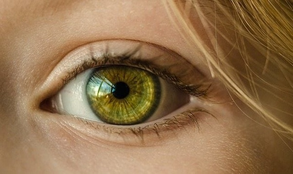 What colors are hazel eyes? - Quora