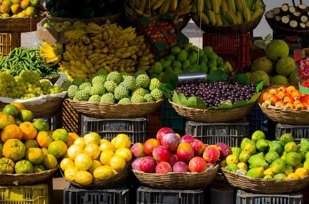Vegetables and fruits - Smart Tips to Eat Healthy on a Budget