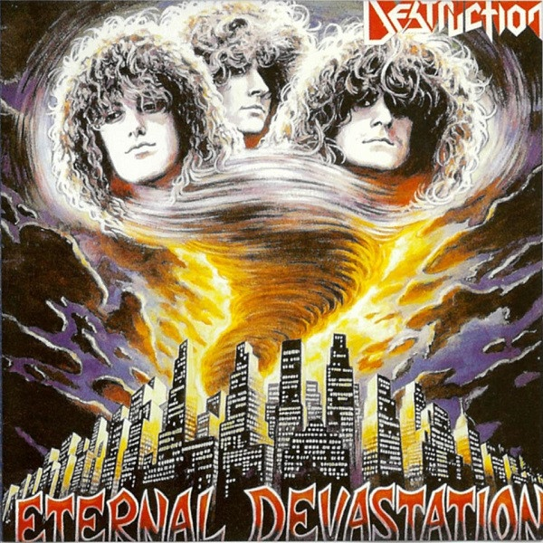 Is the thrash metal band Destruction very underrated or is it just