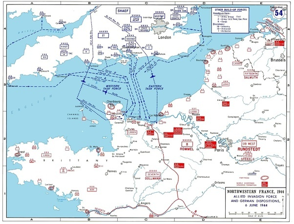 What happened in normandy france during the second world war quora on june 6th 1944 normandy france was the site of the biggest sea invasion in history the allied normandy landings or dday gumiabroncs Gallery