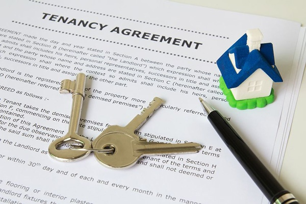 Is Lease Agreement Between House Ownersproperty Management And