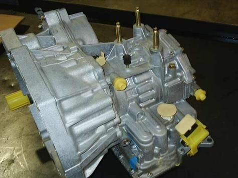 What is the difference between a clutch assembly and