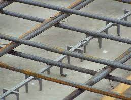 The Tie Wire Is Keeping Bar From Moving Horizontally What About Vertical Elements Keeps Them Falling Over