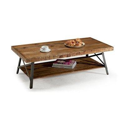 Charmant Barn Wood Coffee Table