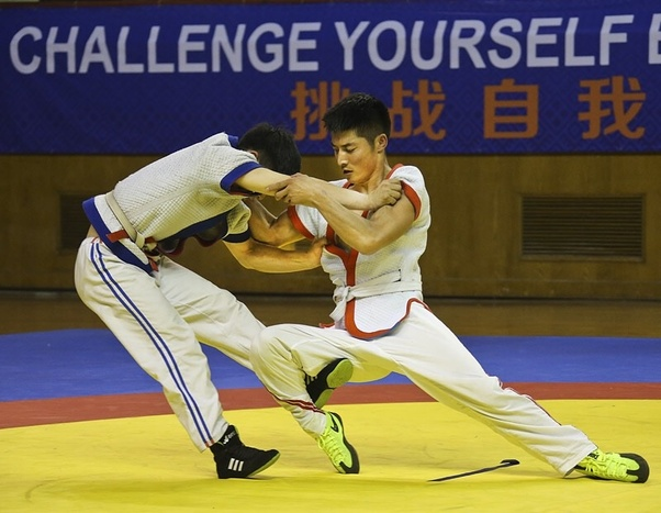 Why are Chinese martial arts not used in MMA? - Quora