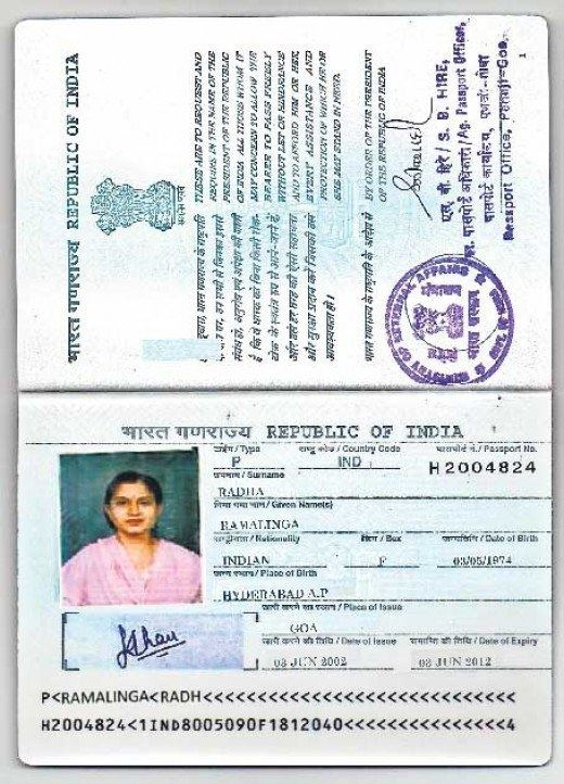 How to check if my passport is valid or not - Quora