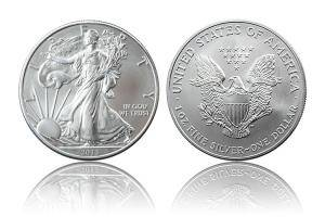 Coin 黃金現貨 American Silver Eagle Bullion