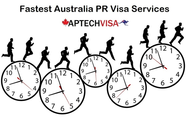 How long will an Australia 489 visa process if I got 70