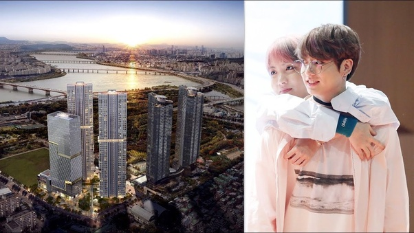 Where in Korea do BTS members live? - Quora