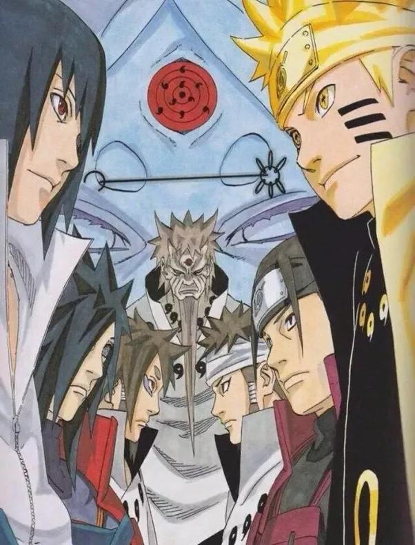 Siapakah Yang Lebih Kuat Naruto Atau Sasuke Quora