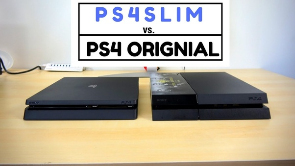 Which Is Better The Ps4 Or The Ps4 Slim Quora