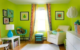 Which Colour And Type Of Curtains Go With Green Walls Quora