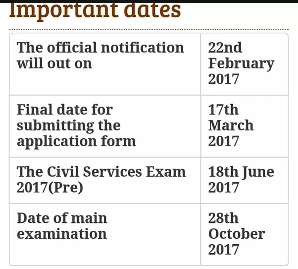 When is UPSC exam in 2017? - Quora Application Form Civil Service on business application form, general application form, health care application form, government application form, real estate application form, paper application form, retail application form, library application form, travel application form, insurance application form, immigration application form, adoption application form, social services application form, transportation application form, ged application form, social security application form,