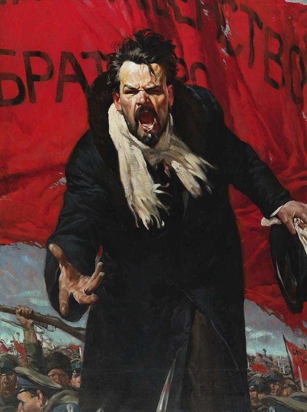 The Bolshevik by David Jagger