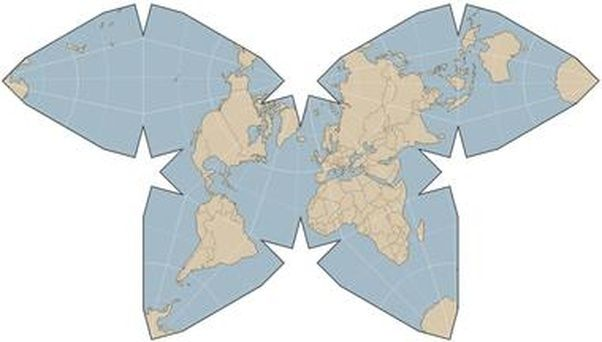 Is it true that maps do not really show the actual size of the closer resemblance of the continents real size gumiabroncs Image collections