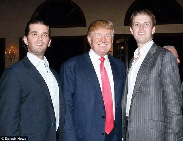 What are the interesting facts about Donald Trump's family ...