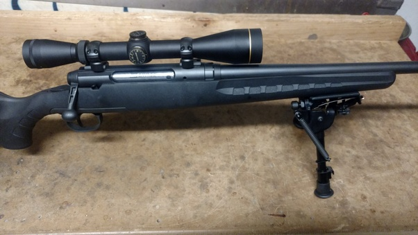 Is the Savage Arms Axis  308 bolt action a quality and