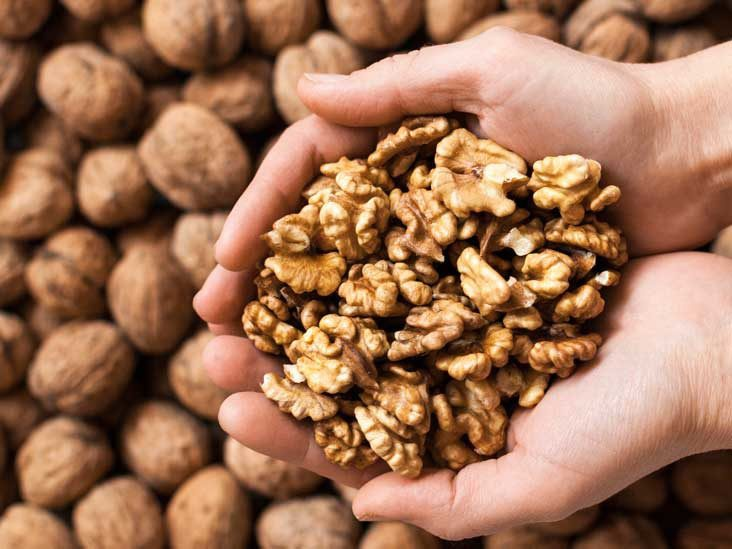 What are the nutritional benefits of walnut? - Quora