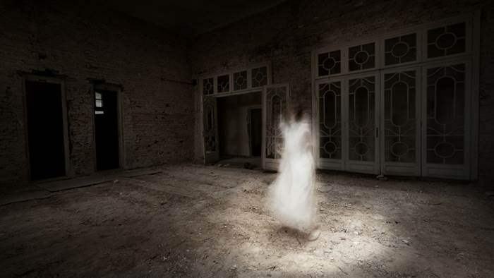 What are the types of ghosts and evil spirits known in Tamil