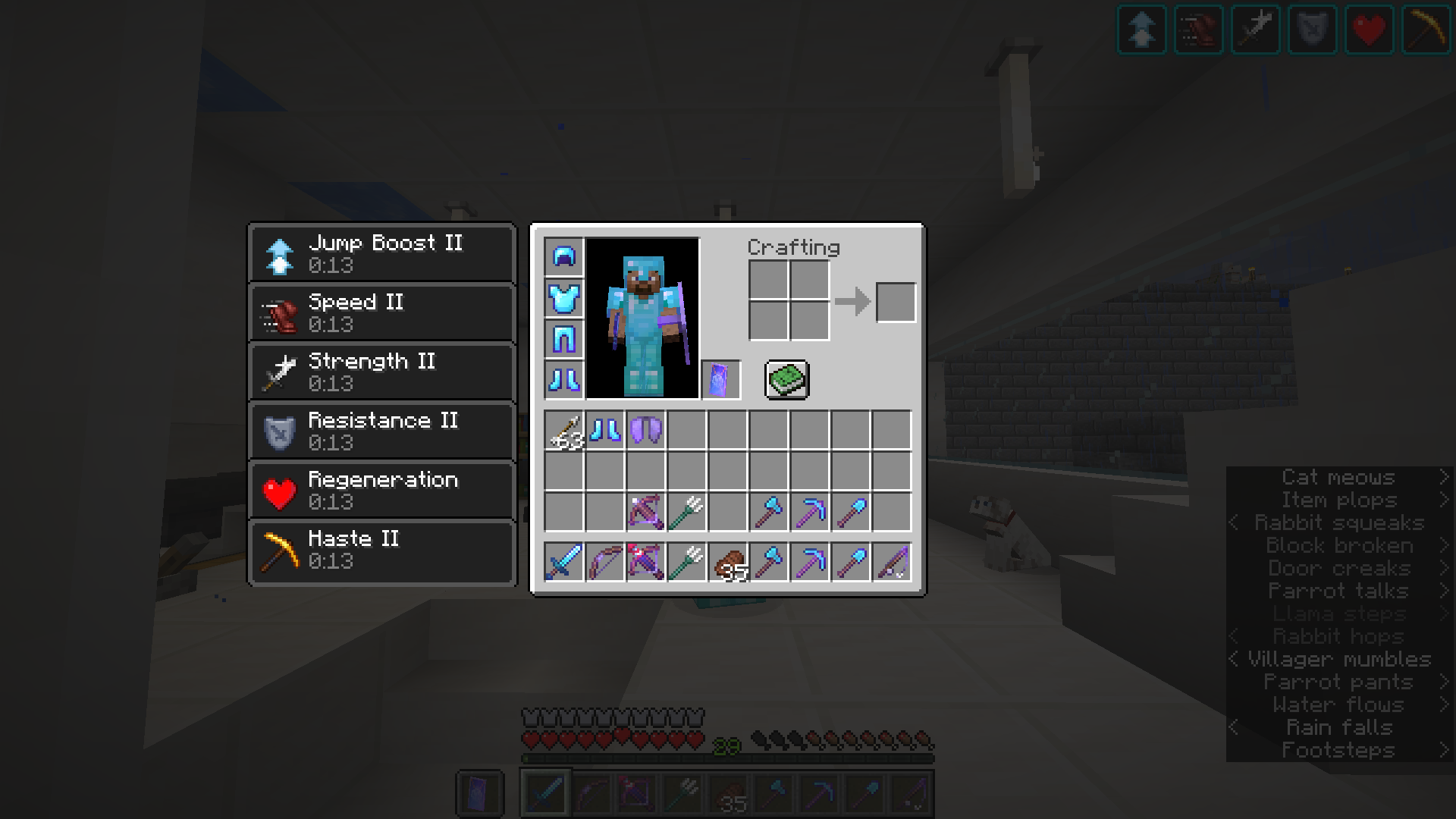 What Are The Strongest Enchantments In Minecraft One Can Have On Their Gear Quora