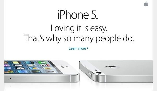 apple iphone ad how would you describe apple s advertisements quora 5682