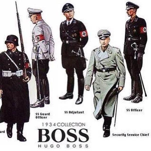 Ss Uniform Hugo Boss