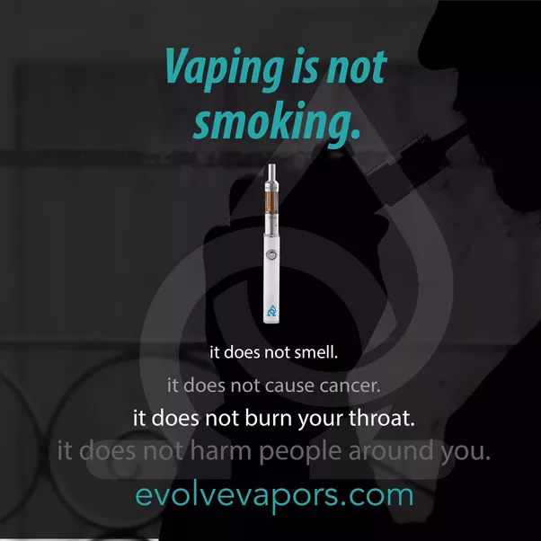 Switch to vaping.