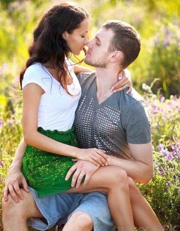 Boyfriends ways your sit lap on to Best Kissing