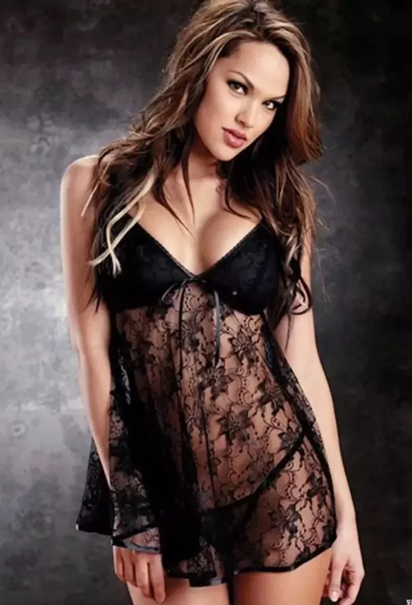Pictures of my wife in lingerie