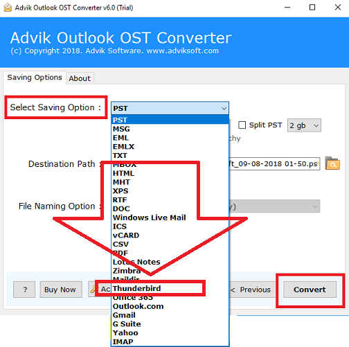 How to import an OST file in Thunderbird - Quora