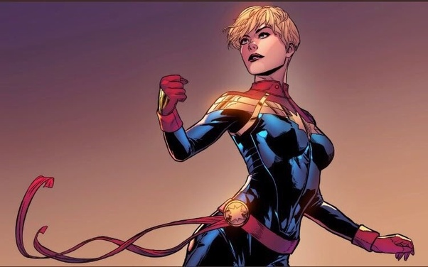 captain marvel how strong