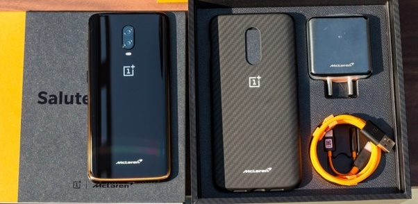 What is your opinion of the OnePlus 6T McLaren edition? - Quora