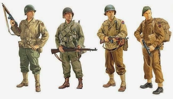 How could the soldiers in WW2 detect their enemies with ...