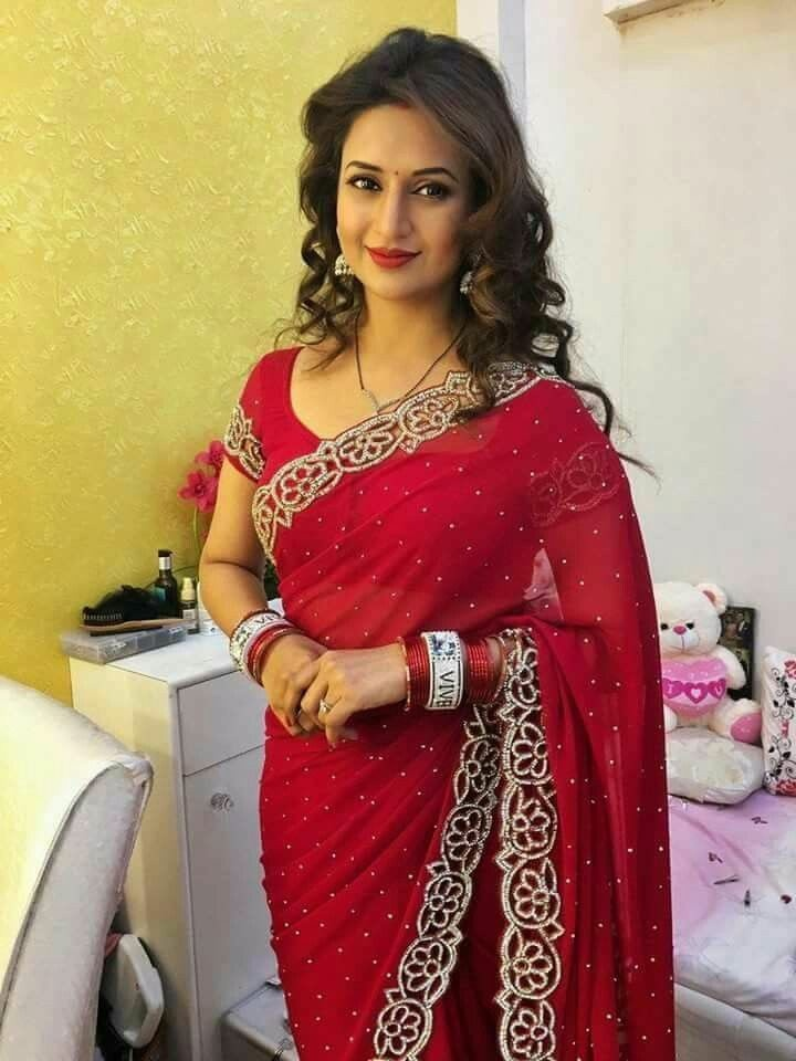 Which Indian TV serial actress look the hottest in a saree
