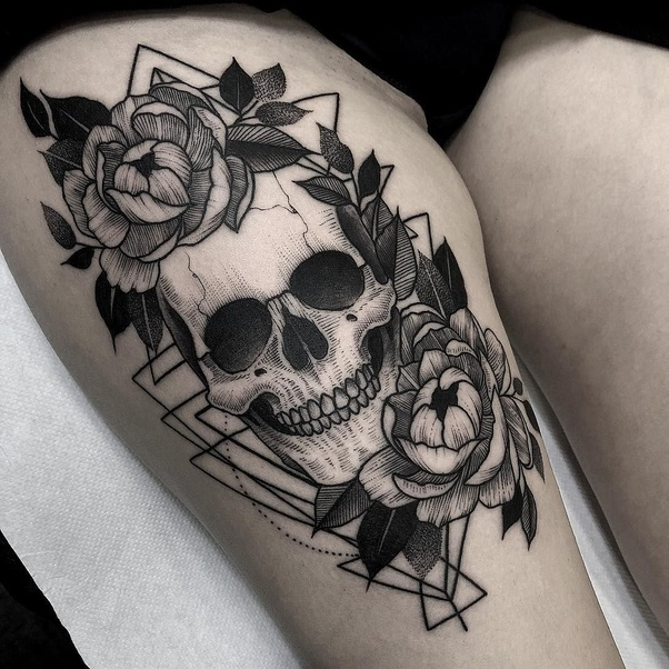 What Is The Meaning Of A Sugar Skull Tattoo Quora
