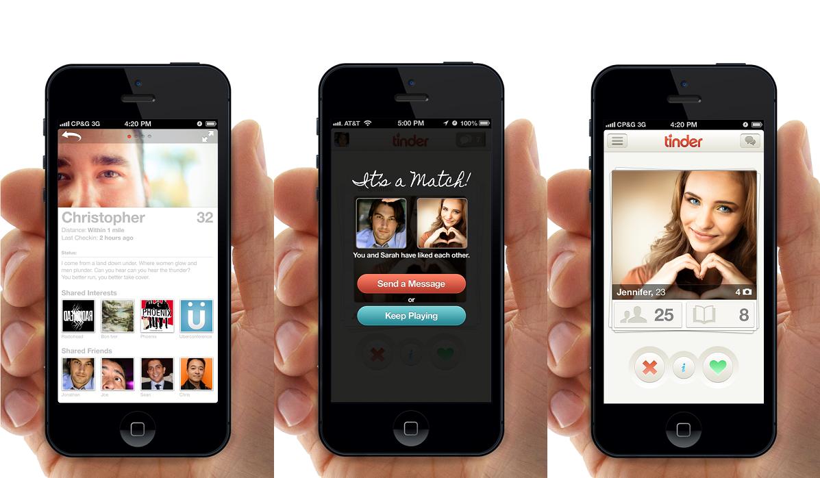 phone dating app tinder