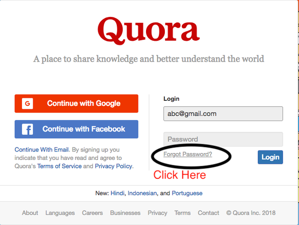 I want to delete my Facebook account, but I sign in for Quora with