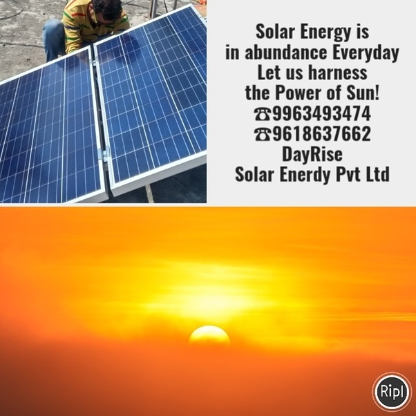 What is the cost of running a laptop or desktop from solar panels