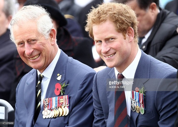 Do People Think That Prince Harry Looks Just Like James