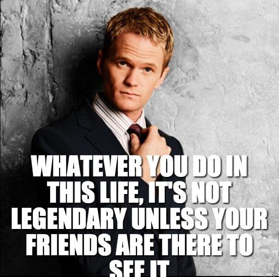 barney legendary quotes