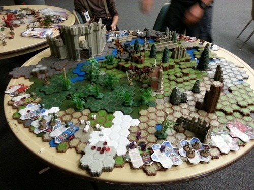 My Board Game Design Needs Inches Thick Hexagonshaped Tiles - Board game design