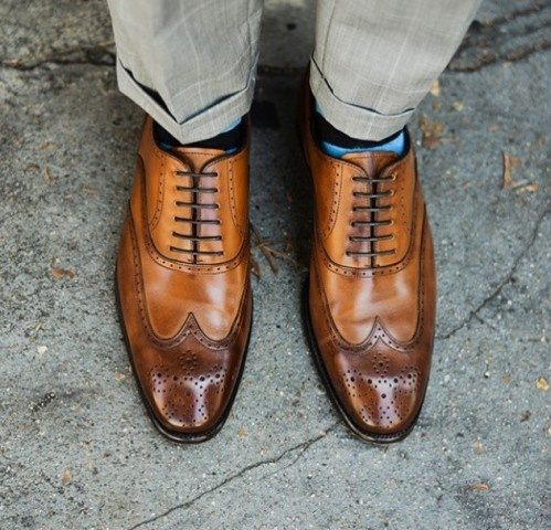 what are the different types of men formal dress shoes