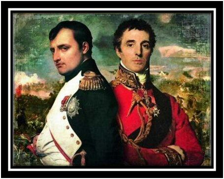 comparing and contrasting napoleon bonaparte and arthur the duke of wellington Napoleon bonaparte, a citizen from corsica, rose up to the  the british general arthur wellesley, duke of wellington, was seized with a wild epileptic fit, became speechless,  but the comparison is really misleading napoleon did not owe his rise to power to the arts of a demagogue or a party-manager (though he was no mean exponent of the.