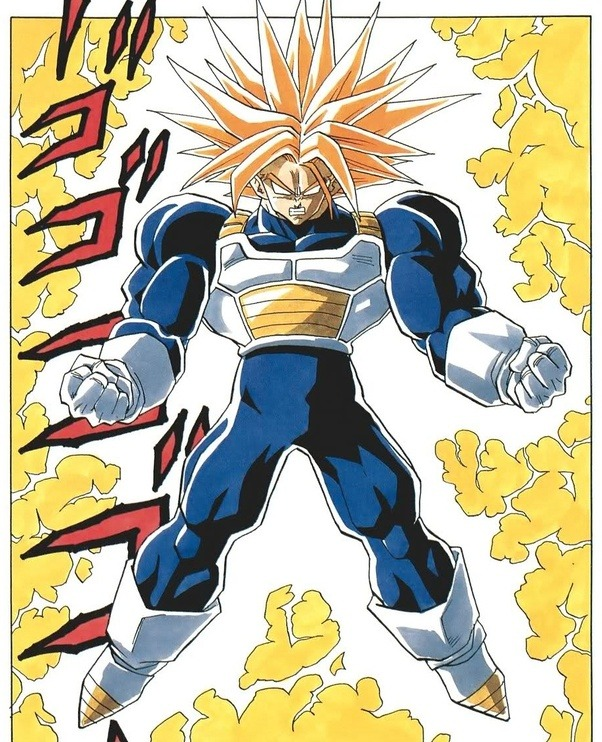 Goku And Gohan Decided To Just Stick With The Regular Super Saiyan Form Make It As Powerful Possible They Trained Themselves Be So Accustom